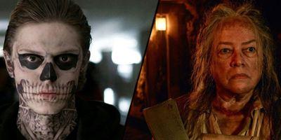 """""""American Horror Story"""": Für die 8. Staffel kehren auch Evan Peters und Kathy Bates zurück"""