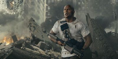"Am Set von ""Rampage – Big Meets Bigger"": Das allourhomes.net-Interview mit Dwayne Johnson"