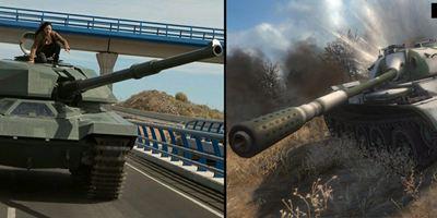 """Zum Start von """"World of Tanks 1.0"""": Panzerszenen-Mashup!"""