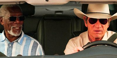 """""""Das ist erst der Anfang"""": Deutscher Trailer zur 0,5-Sterne-Komödie mit Morgan Freeman und Tommy Lee Jones"""