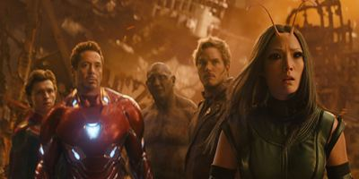"""""""Avengers 3"""" soll am Startwochenende über 200 Millionen Dollar einspielen"""