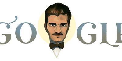 Eine wahre Schauspiel-Legende: Darum ehrt Google Omar Sharif mit eigenem Doodle