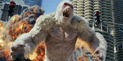 """Actionfeuerwerk oder austauschbarer Blockbuster? Die ersten Kritiken zu """"Rampage"""" sind da!"""