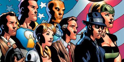 """Erinnert stark an """"Watchmen"""": """"Get Out""""-Studio Blumhouse verfilmt DC-Comic """"The American Way"""""""