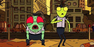 """All Cops Are Bugs: Durchgeknallter Trailer zur Zeichentrick-Serie """"Vermin"""""""