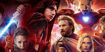 """Zum Start von """"Avengers 3: Infinity War"""": Das hat Marvel von """"Star Wars"""" gelernt"""