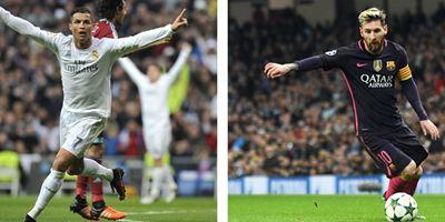 Cristiano Ronaldo oder Lionel Messi? Neue Fußball-Doku klärt die Frage nach dem besten Kicker der Welt
