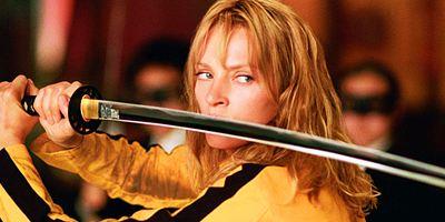 """Weg frei für """"Kill Bill 3""""? Uma Thurman würde wieder mit Quentin Tarantino arbeiten"""