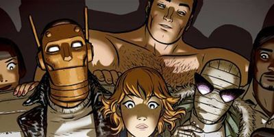 """""""Doom Patrol"""": DCs Netflix-Konkurrent bestellt neue Comic-Serie von """"Arrowverse""""-Kopf Greg Berlanti"""