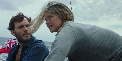 """""""Die Farbe des Horizonts"""": Erstes Poster zum Überlebensdrama mit Shailene Woodley und Sam Claflin"""