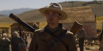 """Mann mit Mini-Pferd sucht Braut: Robert Pattinson im Trailer zur Western-Komödie """"Damsel"""""""