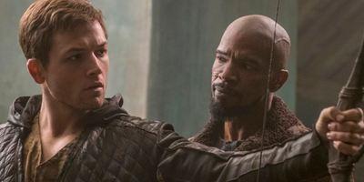 """Action pur im ersten deutschen Trailer zu """"Robin Hood"""" mit Taron Egerton und Jamie Foxx"""