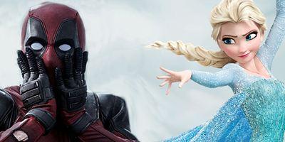 """""""Deadpool 2"""": Ist der Song aus """"Die Eiskönigin"""" wirklich geklaut?"""