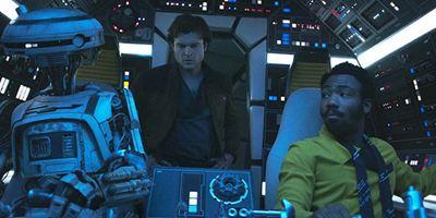 """""""Solo"""" an der Spitze der deutschen Kinocharts, aber vor schlechtestem Start der """"Star Wars""""-Geschichte"""