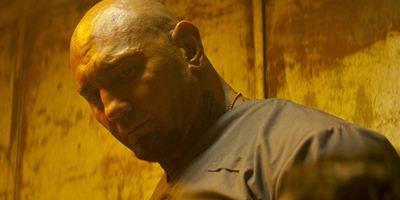 """""""Hotel Artemis"""": Im Trailer zum Ensemble-Gangsterfilm haut Dave Bautista ordentlich auf den Putz"""