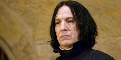 """""""Harry Potter""""-Enthüllung: Alan Rickman war """"frustriert"""" von seiner Rolle als Snape"""