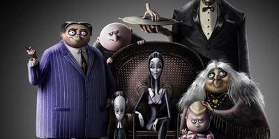 """""""Die Addams Family"""" ist zurück: Erstes Bild und viele Stars unter den Sprechern"""