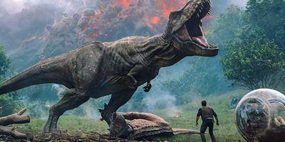 """Saurier frisst Schmuggler: """"Jurassic World 2"""" verdrängt """"Solo"""" von Platz 1 der deutschen Kinocharts"""