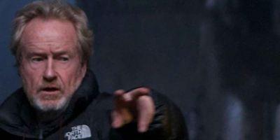 Fernsehen besser als Kino: Für Ridley Scott ist Horror das perfekte Genre für den heimischen Bildschirm