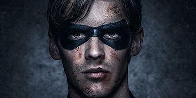 """Neue DC-Serie """"Titans"""": Erste Bilder von Robin alias Nightwing in voller Montur"""