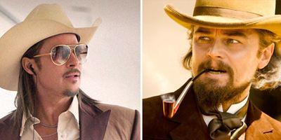 """Leonardo DiCaprio und Brad Pitt sollten ursprünglich das Liebespaar in """"Brokeback Mountain"""" spielen"""
