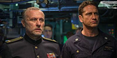 """Deutscher Trailer zu """"Hunter Killer"""": Krachende U-Boot-Action mit Gerard Butler und Gary Oldman"""