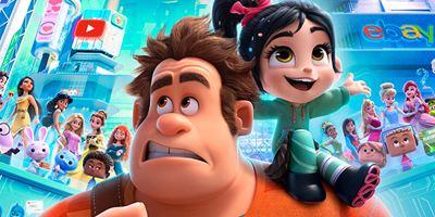 """""""Chaos im Netz"""": Schaulaufen der Disney-Figuren im deutschen Trailer zu """"Ralph reichts 2"""""""
