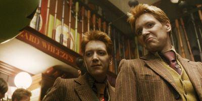 """""""Harry Potter und der Halbblutprinz"""": Das machen die Weasley-Zwillinge nach ihrer Zeit in Hogwarts"""