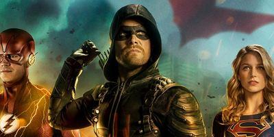 Das ist der Gegner für Arrow, Flash und Supergirl: Erstes Bild vom Arrowverse-Crossover-Bösewicht The Monitor