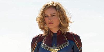 """Nicht nur im MCU eine Heldin: Neues """"Captain Marvel""""-Bild von Brie Larson"""