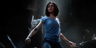 "Action-Highlight von 2 Kinovisionären? Deutscher Trailer zu ""Alita: Battle Angel"""