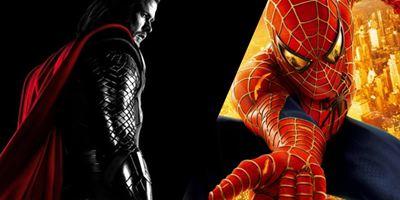 """Vor """"Spider-Man"""": Sam Raimi wollte mit Stan Lee einen """"Thor""""-Film drehen"""
