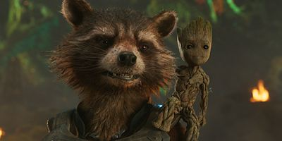 "Gerücht: Marvel macht ""Rocket And Groot""-Serie für Netflix-Konkurrent Disney+"