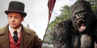 """""""Gollum"""" Andy Serkis zieht bizarren Vergleich zwischen Darstellung von Transpersonen und King Kong"""