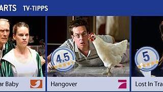 Die FILMSTARTS-TV-Tipps (2. bis 8. September)
