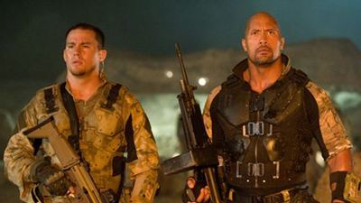 """Neuer deutscher Trailer zu """"G.I. Joe- Die Abrechnung"""" mit Bruce Willis, Dwayne Johnson und Channing Tatum"""