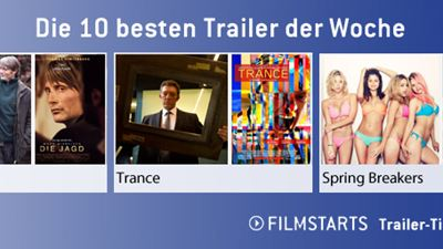 Die zehn besten Trailer der Woche (16. Februar 2013)