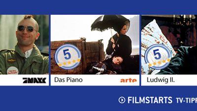 Die FILMSTARTS-TV-Tipps (7. bis 13. März 2014)