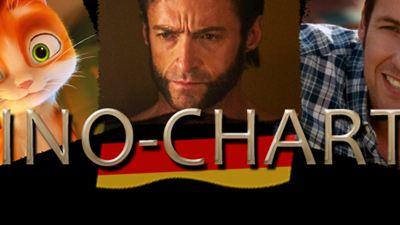 Kinocharts Deutschland: Die Top 10 des Wochenendes (22. bis 25. Mai 2014)