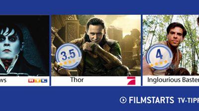 Die FILMSTARTS-TV-Tipps (29. August bis 4. September 2014)