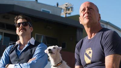clark.marketing-Casting-Überblick: Heute mit Bruce Willis auf der Suche nach seinem Haustier und einem schizophrenen Simon Pegg