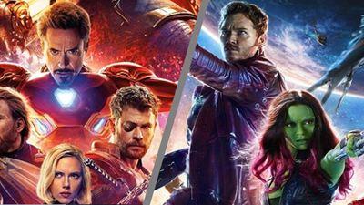 """Diesen Anschlussfehler zwischen """"Avengers 3"""" und """"Guardians Of The Galaxy"""" haben wir bislang alle übersehen"""