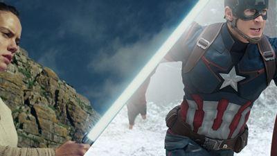 Kann ein Lichtschwert Captain Americas Schild zerstören? Mark Hamill und Chris Evans mischen in Fan-Diskussion mit