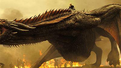 """""""Game Of Thrones"""": Spektakuläre Drachen-Szene wurde von einem Kino-Meisterwerk inspiriert"""