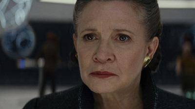 """""""Star Wars 9""""-Cast steht fest: Carrie Fisher ist wieder als Prinzessin Leia dabei!"""