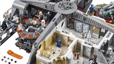 "LEGO-Review zum 350-Euro-Star-Wars-Set ""Verrat in Cloud City"""