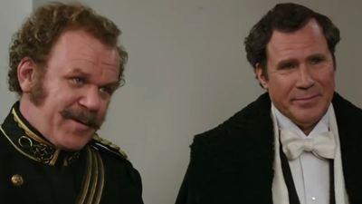 "Will Ferrell & John C. Reilly sind ""Holmes & Watson"": Trailer zum Krimi-Klamauk"