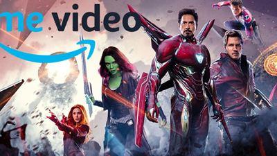 """Nur heute bei Amazon: """"Avengers: Infinity War"""" und über 600 weitere Filme für 99 Cent"""