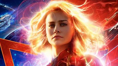 """Vor """"Avengers 4"""" kommt """"Captain Marvel"""": Stylishe Poster zeigen uns den Bösewicht und eine Katze"""