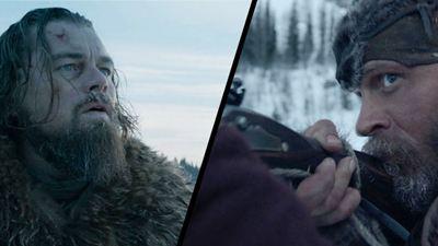 """The Revenant""-Wette: So hat sich Leonardo DiCaprio auf Tom Hardys Körper verewigt"